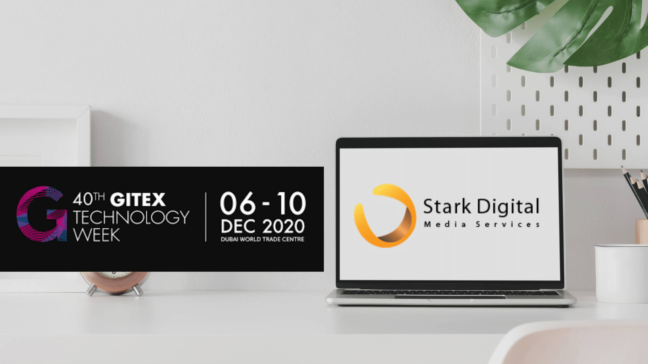 STARK At GITEX Technology Week 2020