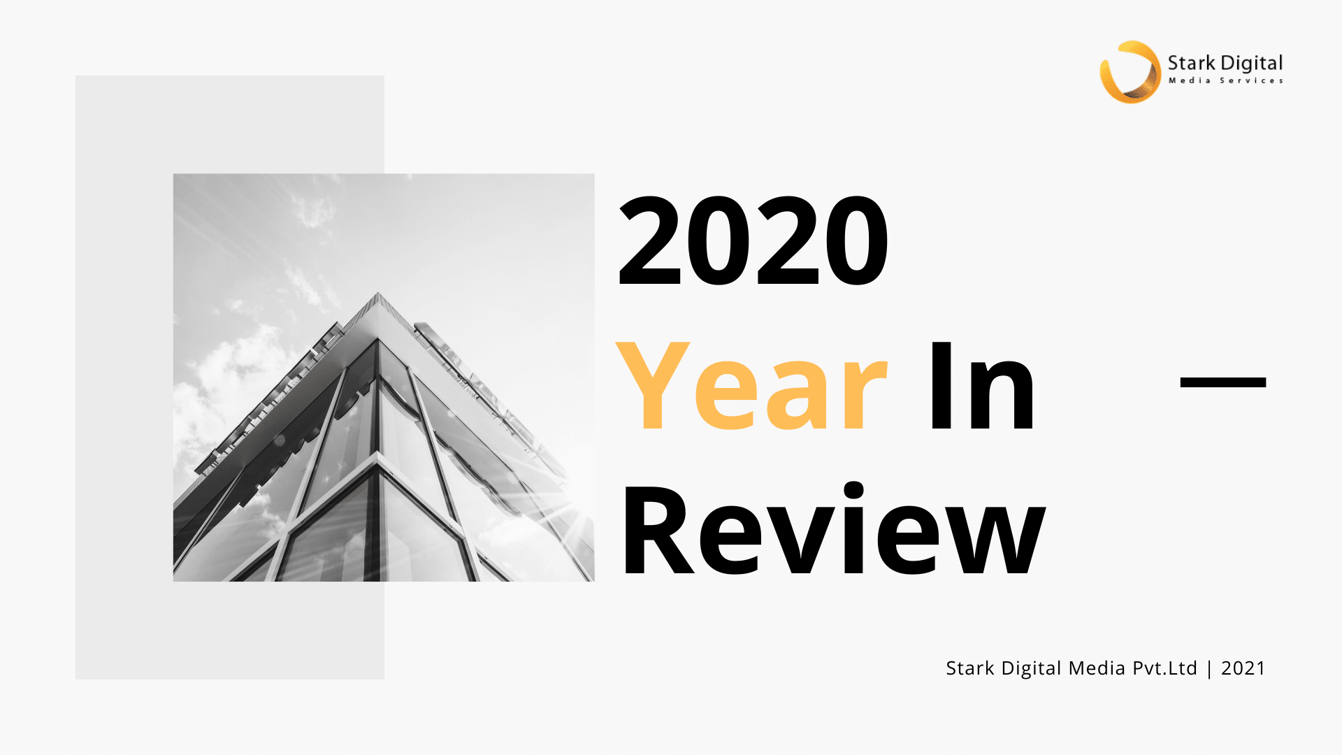 2020 Stark – Year In Review